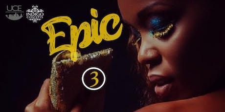 *** EPIC  3 ***  Birthday Celebration for Super Slice & G - Nice tickets