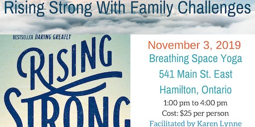 Rising Strong With Family Challenges