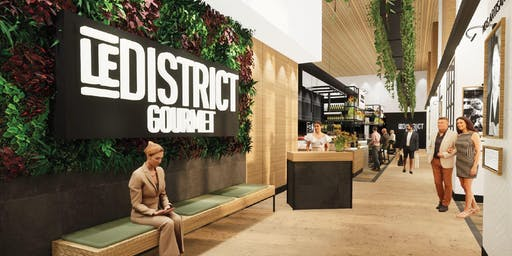 District Gourmet - 5 à 7 Découverte