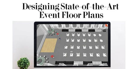 Designing State-of-the-Art   Event Floor Plans tickets