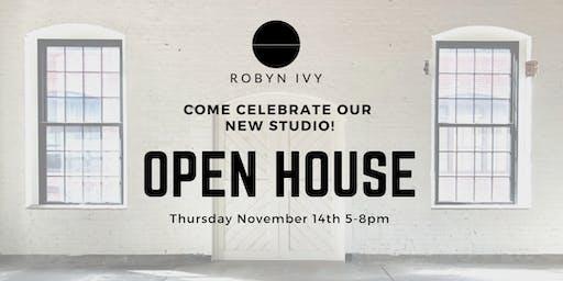 Studio Open House