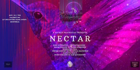 NECTAR tickets