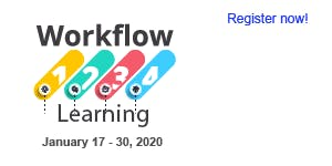 Workflow Learning in Operations, Processes and Software Workshop (January 17, 21& 30, 2020)