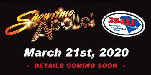 Showtime at the Apollo 2020