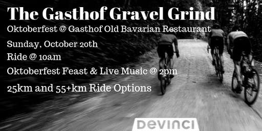 Gasthof Gravel Grind - Oktoberfest
