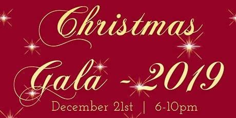 Christmas Gala - 2019 tickets