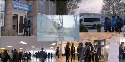 Herschel Grammar School Sixth Form Open Evening 2019