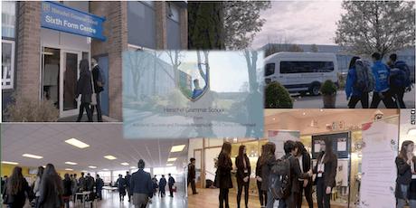 Herschel Grammar School Sixth Form Open Evening 2019 tickets
