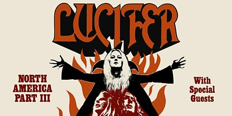 LUCIFER at 1904 Music Hall tickets