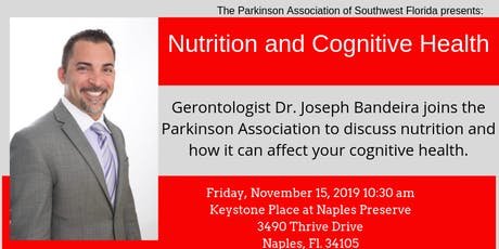 Nutrition and Cognitive Health tickets