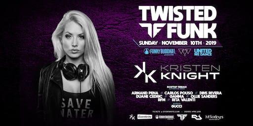 Twisted Funk presents Kristen Knight @ McSorleys