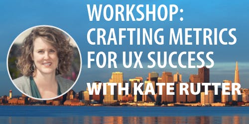 UX Workshop November 7, 2019