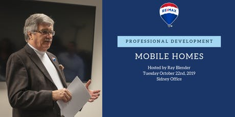 Professional Development - Mobile Homes tickets