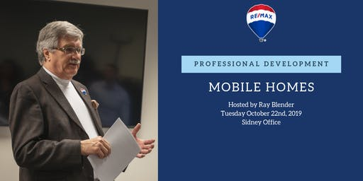 Professional Development - Mobile Homes