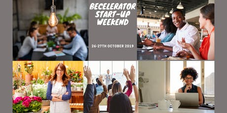 BECelerator A start-up Weekend tickets
