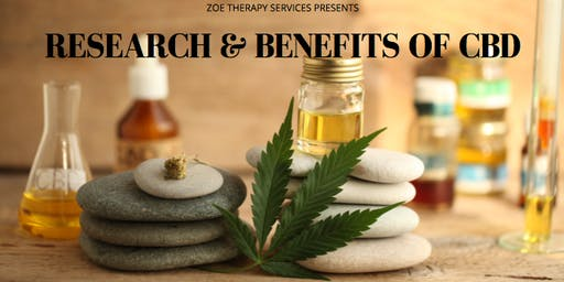 CBD Workshop at ZOE Therapy Services