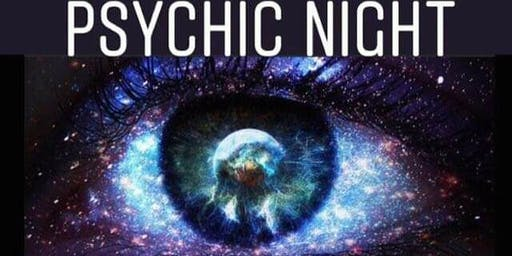 Psychic night at ground central lynbrook