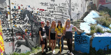 Street Art Walking Tour tickets