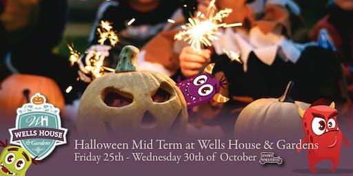 Halloween Mid-term at Wells House!