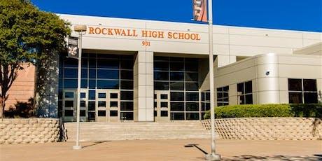 Rockwall High School Class of 2009 Reunion tickets