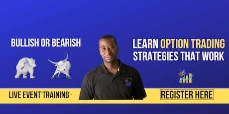 Stock Options Trading - Live Training : How to Super Charge Your Trades tickets