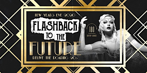 One80 Skytop Lounge NYE Party 2020 | Roaring 20's | Downtown Orlando Firework Shows