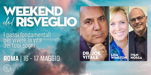 """""""Week end del Risveglio - Joe Vitale 2020 in Italia ( Roma)"""