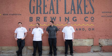 Beer Dinner at Burnham with Great Lakes: October 29,2019 tickets