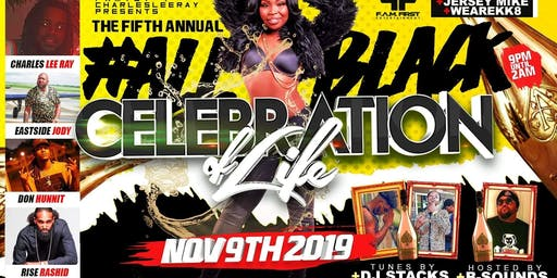 5th Annual #AllBlack