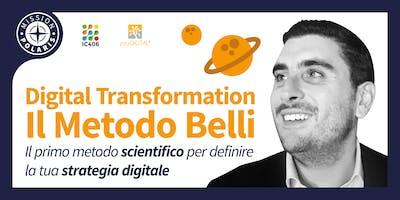 Digital Transformation: il Metodo Belli