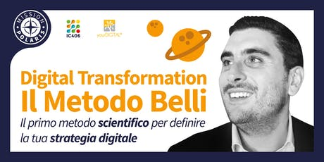Digital Transformation: il Metodo Belli biglietti