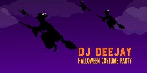 DJ Deejay Halloween Party at Silk City