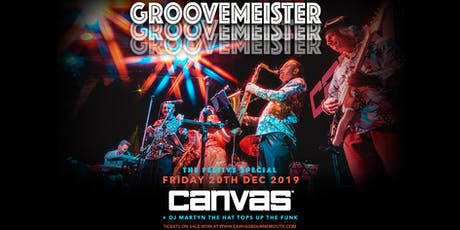 Groovemeister: The Festive Special tickets