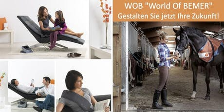 WOB - World of BEMER - Düsseldorf Tickets