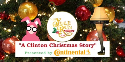 Yule Run Clinton 2019, presented by Continental