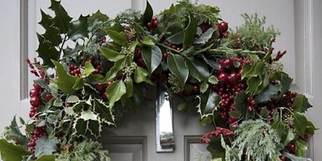 Luxury Wreath Making Workshop tickets