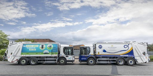 LowCVP Zero Emission Fleet Series: Sheffield - Refuse Collection Vehicles
