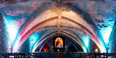 The Vaults Sound Bath Meditation