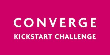 Converge KickStart information session tickets