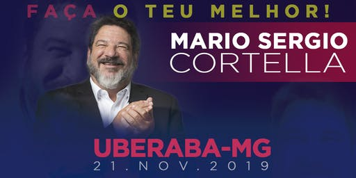Mario Sergio Cortella em Uberaba