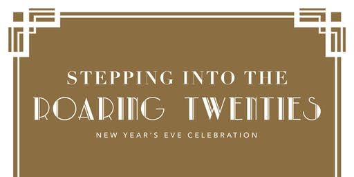 New Year's Eve 2020 Roaring Twenties Party