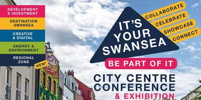 Swansea City Centre Conference #ItsYourSwansea2020