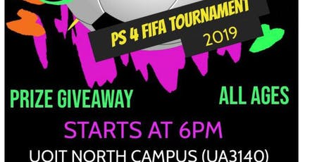 PS4 Fifa tournament tickets