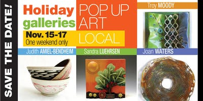 Holiday Pop-Up Art Galleries