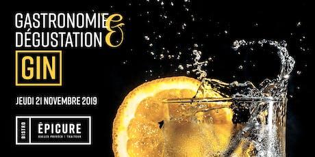 Soirée découverte : le gin québécois billets