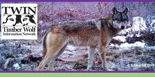 Timber Wolf Information Network's (TWIN) Wolf Ecology Workshop: January 11-12, 2020