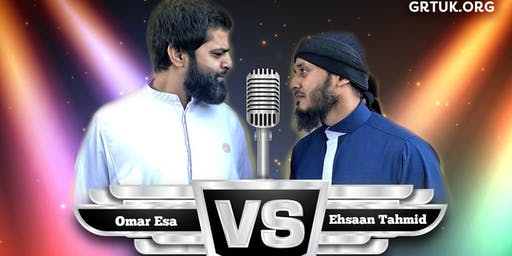 Omar Esa Vs Ehsaan Tahmid - London