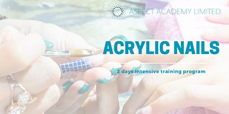 Acrylic Nails 2 Days Intensive Training tickets