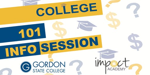 College 101 Info Session
