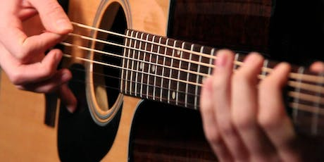 Free Guitar Lessons tickets